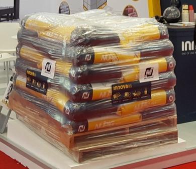 Feed Pallet Strech Hood Technology